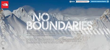 The North Face® Know Boundaries | Freeride skiing | Scoop.it