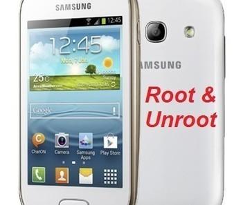 How to Root and Unroot Samsung Galaxy Fame - TutorialTechnoGiantz   Rooting Tutorials   Scoop.it