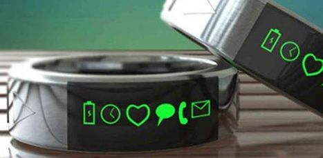 Want a New Smartwatch? Hold On. Why Not a Smart Ring Instead?   Wearables, sensors, medical devices   Scoop.it