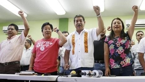 La CNTE anuncia paro nacional de labores el 12 de octubre   Ciudadanía   Scoop.it