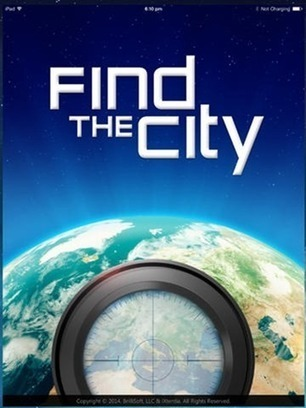 iPad App of the Week: Find the City | iPad Insight | Digital Learning | Scoop.it