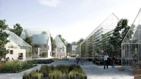 Sustainability the focus of Danish architecture firm's villages | Peer2Politics | Scoop.it
