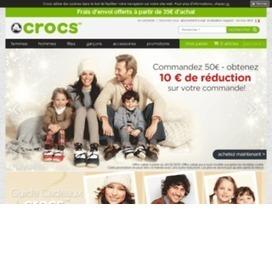Codes promo Crocs valides et vérifiés à la main | codes promos | Scoop.it