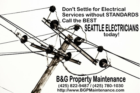 Seattle Electricians Providing Quality Standard Electrical Services | Electrical and Maintenance Solution | Scoop.it