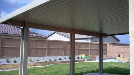 Insulated Patio Covers, Wood Decks, & Solid Patio Covers in Los Angeles, CA | General Contractor | Scoop.it