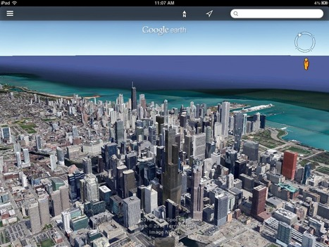 Google Lat Long: Google Earth 7.1 for Android and iOS, now with Street View | Apple vs Google : 3D War ! | Scoop.it
