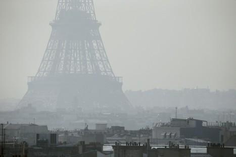 Pollution : record de concentration des gaz à effet de serre en 2013 | Toxique, soyons vigilant ! | Scoop.it