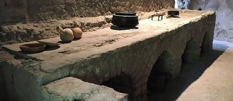 La cucina degli antichi ricostruita a Stabia | LVDVS CHIRONIS 3.0 | Scoop.it