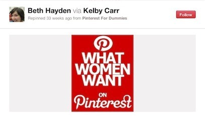 Pinterest Marketing: What Marketers Need to Know to Succeed  | Social Media Examiner | Understanding Social Media | Scoop.it