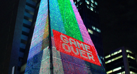 world's largest interactive arcade in sao paulo | Clic France | Scoop.it