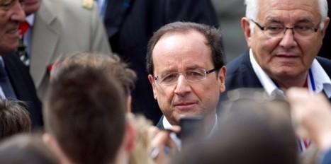 François Hollande, l'insaisissable des Champs-Elysées | Tout le web | Scoop.it