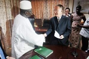 Accord entre le ministère du Développement rural et deux entreprises chinoises | Questions de développement ... | Scoop.it