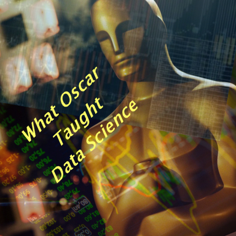 What Oscar Taught Us : Data Science and Media & Entertainment | Café de Analytics | Scoop.it