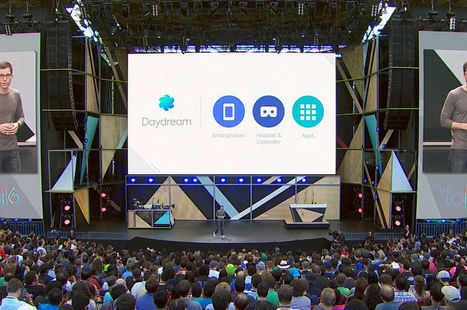 Réalité virtuelle : Fini Cardboard, Google passe aux choses sérieuses avec Daydream | Digital Smart Insights | Scoop.it