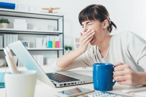 Contre le manque de sommeil, le pouvoir excitant du café ne dure pas | Tout savoir sur le sommeil | Scoop.it