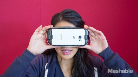 The phones of 2017 will be all about VR | Learning Happens Everywhere! | Scoop.it