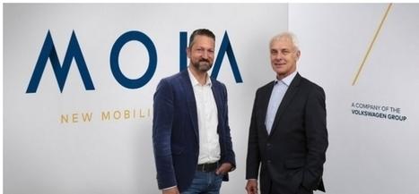 Volkswagen lance Moia, sa treizième marque | Le Shaker Digital | Scoop.it