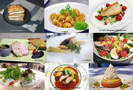 Restopartner - A la carte de nos RestoPARTNER'S ! | Gastronomie Française 2.0 | Scoop.it