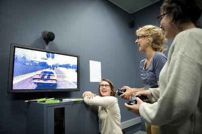 Des consoles de jeux à la médiathèque | Site de Rennes, Ville et Métropole | Mes articles | Scoop.it