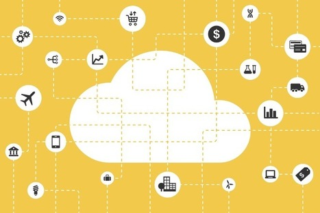 How the Internet of Things Changes Business Models | Design Thinking and Innovation | Scoop.it