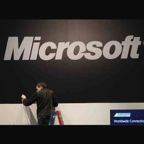 Microsoft develops 3D touchscreen - Daily News & Analysis | Machinimania | Scoop.it