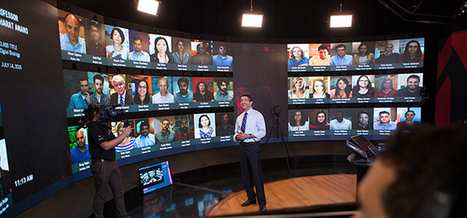 Making Virtual Classrooms More Interactive -- Campus Technology | Augmented, Alternate and Virtual Realities in Higher Education | Scoop.it