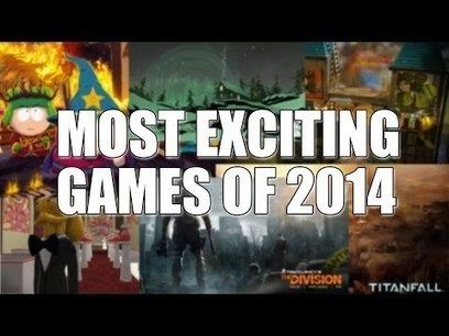 Most Exciting Games of 2014 | Game/Show | | emarketad | Scoop.it