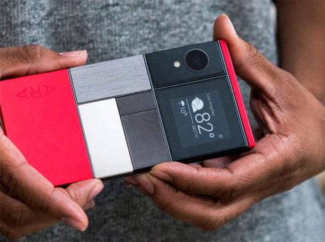 Google : le Project Ara est enfin prêt ! | Smartphones et réseaux sociaux | Scoop.it