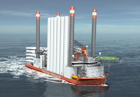 Belgium: Alstom Hires Bold Tern | Belgian offshore wind energy news | Scoop.it
