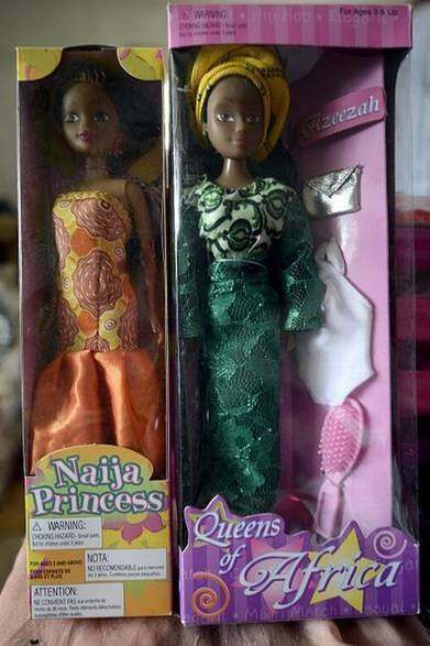 This is the black doll that's beating Barbie in Nigeria | Smart Media | Scoop.it