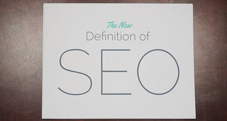 [VIDEO] The New Definition of SEO | Social Media Today | Community Managers Unite | Scoop.it