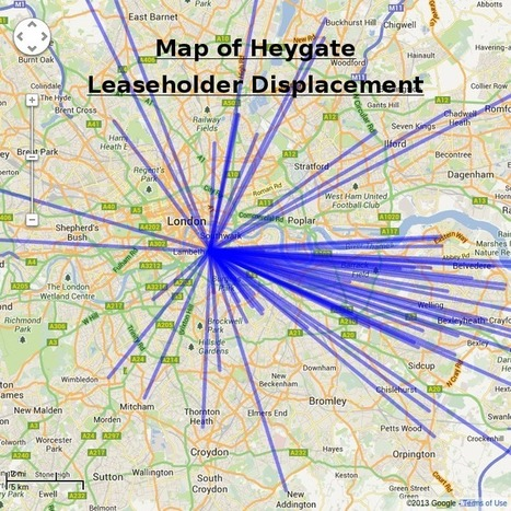 Look to the Heygate Estate for what's wrong with London's housing   VeryVeryMuch   Scoop.it
