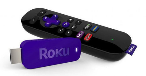 The New $50 Roku Streaming Stick Drops MHL, Gets a micro USB Port, and a Wi-Fi Remote | Embedded Systems News | Scoop.it