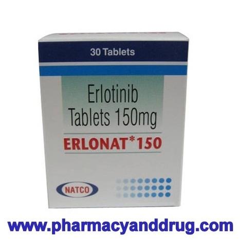 Generic Tarceva, Erlonat (Erlotinib)   Anti Cancer Medicine   Scoop.it