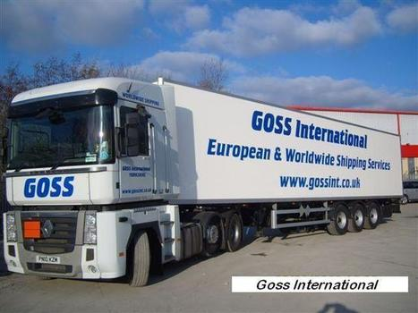 Goss International are a UK based transport and shipping specialist... | Social Mercor | Scoop.it