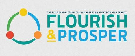 Business Forum in Cleveland to Focus on Purpose Over Profit - The Good News Network | Elevator Pitch: Education for Sustainability | Scoop.it