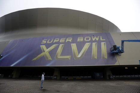 Super Bowl Is Largest Human Trafficking Incident In U.S. | Geography Education | Scoop.it