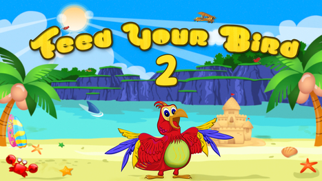 """Utrade Studios Has Released the New, Upgraded Version """"3.1"""" Of the Great Puzzle Game """"Feed Your Bird"""" 