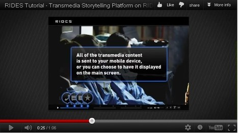 The Role of Mobile in Transmedia Storytelling | Medialia | Scoop.it