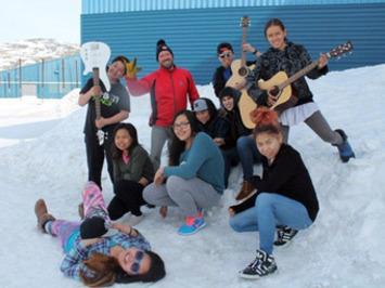 Youth program tunes in on Nunavik's musical talent | Nunatsiaq News | Kiosque du monde : Amériques | Scoop.it