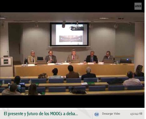 El presente y futuro de los MOOCs a debate (vídeo) | MOOC y Cursos Online Abiertos | Scoop.it