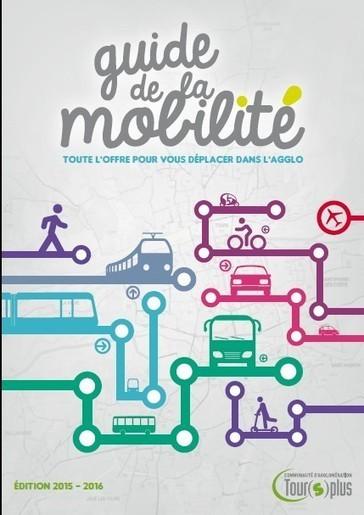 Guide de la mobilité édité par Tour(s)plus - Collectif Cycliste 37   Déplacements-mobilités   Scoop.it