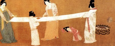 A Short History of Silk in China | Ancient China | Scoop.it