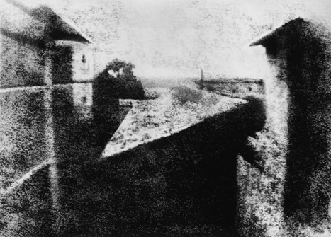 Les premières photographies de l'histoire - Info-Histoire.com | Revue de Web par ClC | Scoop.it