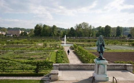 Inside the 17th century Versailles vegetable garden   Horticulture, parks and gardens   Scoop.it