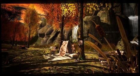"Exploring ""Frisland"" | Second Life Sawa's Style | Scoop.it"