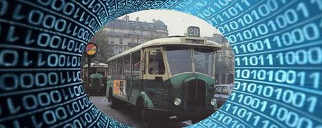 Big data (4/5)  Transports franciliens : de l'open data au big data | e-administration | Scoop.it