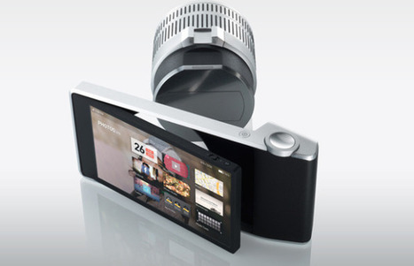WVIL: Wireless, Viewfinder, Interchangeable, Lens - TechGeek365 | The Future of Photography | Scoop.it