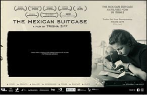 THE MEXICAN SUITCASE / A film by Trisha Ziff   La valise mexicaine : Capa, Chim, Taro   Scoop.it