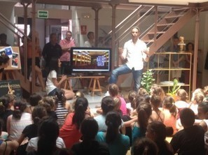 Joel Toledo presenta la Menorca Summer Ballet Gala en Alba Estudi de Dansa   Terpsicore. Danza.   Scoop.it
